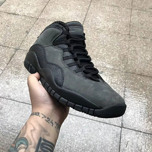 "JORDAN RETRO 10 ""DARK SHADOW"""