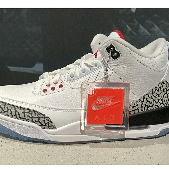 AIR JORDAN RETRO 3 FREE THROW LINE