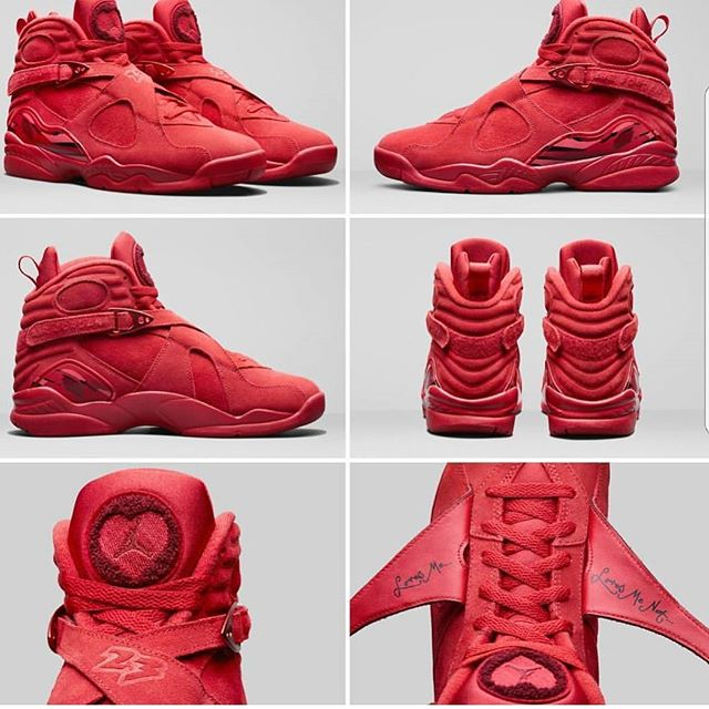 "JORDAN RETRO 8 ""VALENTINES DAY"""